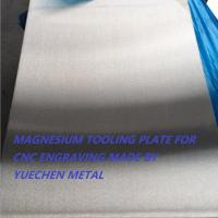 Cheap AZ31B-H24 magnesium alloy plate sheet for CNC, stamping, embossing, die sinking for sale