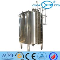 Quality factory supply customized stainless steel storage tank wholesale