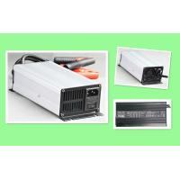 China 360 Watts 12 Amps AGM Battery Charger , Battery Charger For Deep Cycle 24 Volt Battery on sale