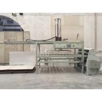 China PLC Control PVC Marble Sheet Extrusion Production Line Stable Output 350 - 400KG on sale