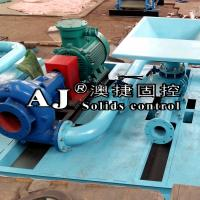 Professional drilling mud mixing pump in oilfield & jet mud mixer price &
