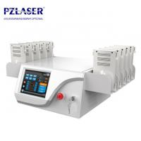 Quality Smooth Fatigue Diode Lipo Laser Slimming Machine Accelerate Body Metabolism wholesale