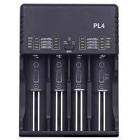 Buy cheap Lithium Ion charger fast battery charger LiFePO4 NIMH NICAD 4 slots charger from wholesalers