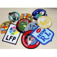 Quality Custom Embroidery Patches, Personalized Embroidered Patch, Clothing Badges wholesale