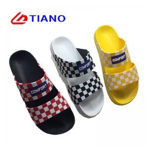 China Two Strap EVA Sole TPU Upper Men Slipper Sandal on sale