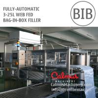 Quality Fully-automatic 5-10-20 Litre WEB Bags Filler Bag in Box Filling Machine wholesale