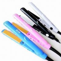 Quality Mini Hair Straightener with Voltage Ranging from 110 to 240V, Measuring 175 x 20 x 25mm wholesale