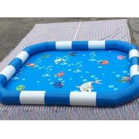 Quality Custom Inflatable Indoor Outdoor Portable Inflatable Swimming Pool 3.5M*3.5M wholesale