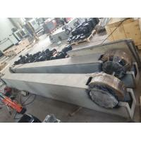 Buy cheap Under Slung Crane End Carriage Single Girder Overhead Crane Parts from wholesalers