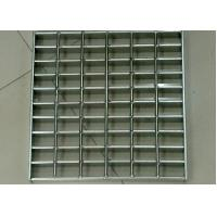 Quality 25 X 5 Stainless Steel Grating Walkway Acid Pickling Surface Plain Bearing Bar wholesale