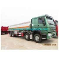 Quality Water Delivery Trucks SINOTRUK howo 8X4  tank capacity 30000L wholesale