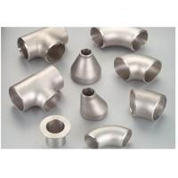 China High quality Titanium  Titanium Alloy Pipe Fittings for industry, Titanium Elbow pipe on sale