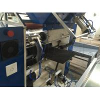 Cheap High Precision Supermarkek Plastic Film Slitting And Rewinding Machine 3kw for sale