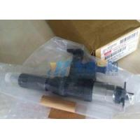 Quality Doosan DH300 DH350 Excavator Engine Injector Assembly 65.10401-7006 0445120146 wholesale