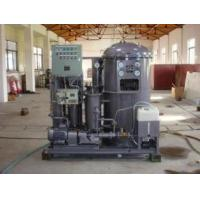 China Industrial and marine vessel 15 ppm Bilge Oily Water Separator , Marine Oil Water Separator on sale