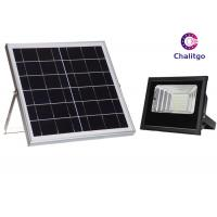 China 1100LM 90LED 50W Solar LED Remote Control Lighting All In One Solar Led Street Light on sale