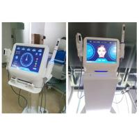 Buy cheap Double Function HIFU Beauty Machine Face Lifting Vaginal Tightening CE Approval from wholesalers