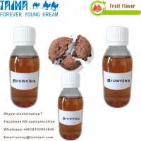 Wholesale Bulk E Liquid PG Based Concentrated Brownies Flavor E-Juice