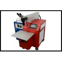 China Medical Equipment Laser Spot Welding Machine Wtih Laser Frequency 0.1 - 30Hz on sale