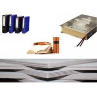 Quality Solid Laminated Grey Board Paper for arch file / hard book cover / boxes wholesale