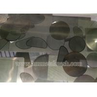 Quality Dutch Weave Metal Mesh Screens For Extrusion Production Line wholesale