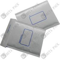 Quality White Self Sealer Hot Melt Glue Bubble Padded Mailer With 1c Printed wholesale
