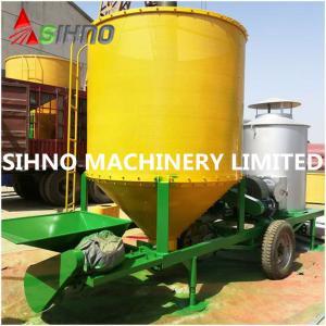 Quality Grain Dryer Equipment Corn Rice Drying Tower Wheat Paddy Dryer Machine wholesale