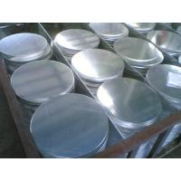 Quality No Oxidation Surface Aluminum Circle ISO9001 Aluminum Plates 1050 wholesale