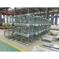 Quality Single Cage Passenger Hoist safety vertical transporting equipment 12 - 38 Person wholesale