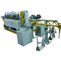 China Automatic wire straightening and cutting machine on sale