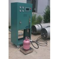 Quality R22 Replacement Refrigerants Reclaiming Equipment , R410 Refrigerant Recovery System wholesale