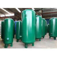 Quality 145psi Gas Storage Replacement Tanks For Air Compressor , Compressed Air Reservoir Tank wholesale