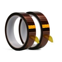 Quality Kapton Polyimide Tape ,PI insulation tape long-term temperature 250 °C wholesale