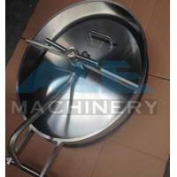 Cheap Good Quality Sanitary Stainless Steel Manhole Cover Stainless Steel Sanitary Manhole Cover for sale