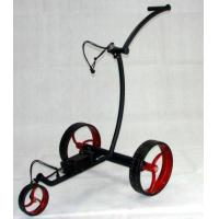 China 2011 Travel ,Compact Stainless Steel Electric Golf Trolley on sale