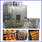 Quality sausage smokehouse, automatic duck smoking oven, meat smoking house wholesale