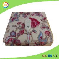 China high quality electric heate throw blanket on sale