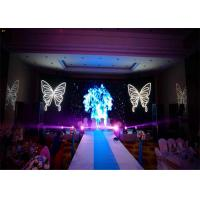Quality HD Seamless indoor led display screen For Events , 64 x 64 Dots LED Stage Panels wholesale