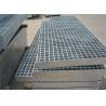 Buy cheap Stainless Steel Floor Grating Plain Bearing Bar Galvanised Steel Grating from wholesalers