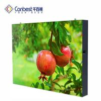 China High Resolution Outdoor Advertising LED Display Screen P6 6mm Pixel Pitch on sale