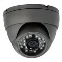Quality DHCP / TCP HD WIFI 3MP IR CCTV Dome Camera Vandal Proof , Color Day / Night wholesale