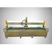 Quality Marble Plasma Cutting Machine Ultra High Pressure Five Axis 1550㎜×3050㎜ Size wholesale