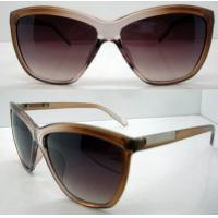 Quality Sunny Day Big Lens Dark Glasses , Fashion Style Sun Glasses wholesale