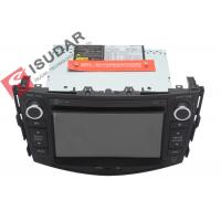 Cheap HD 1024*600 Touch Screen Toyota DVD GPS Navigation With DAB + Tuner Mirrorlink for sale