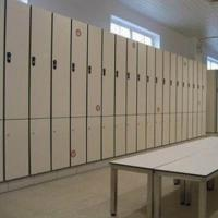 China Electronic Lockers, Made of 100% Compact Laminate Material, Customized Designs Accepted on sale