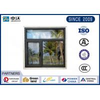 Quality Anti Theft Steel Fire Resistant Windows Above Fire Wall High Temperature Resistant wholesale