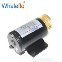 China Whaleflo  Small 12V 24V DC  3.7GPM Electric Diesel Fuel Transfer Gear Oil Pump For Heavy Machinery on sale