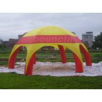 Quality PVC Tarpaulin Inflatable Airtight Dome Tent For Sale wholesale