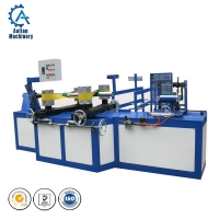 China Paper Sheet Making Machine Core Toilet Cutter Paper Tube Winding Machine on sale