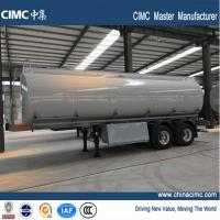 Quality 2 axles 30000 liters fuel tanker semitrailer wholesale